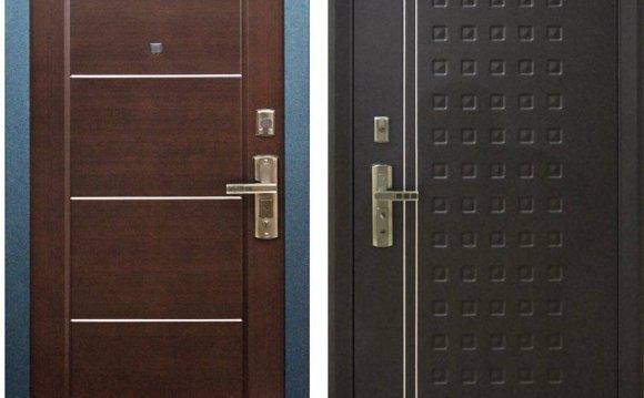 Двери входные жулебино