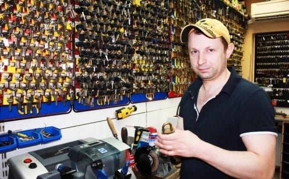 Кто в Москве делает ключи?